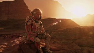 Movie Review The Martian