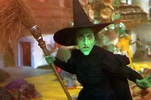 top ten wicked witches The Wicked Witch of the West