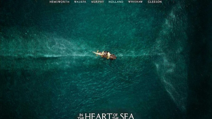 movie review In the Heart of the Sea
