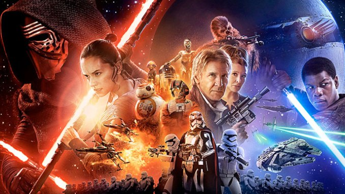 Star Wars - The Force Awakens coming soon trailers