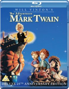 Will vinton's The Adventures of Mark Twain
