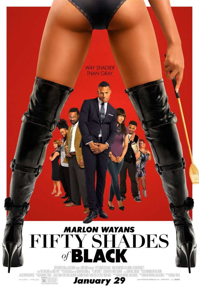 Fifty Shades of Black Box Office Wrap Up
