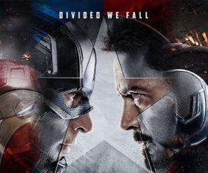 Movie Review:  Captain America Civil War