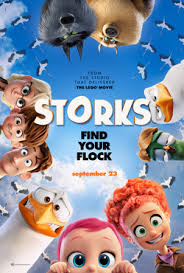 storks Box Office Wrap Up