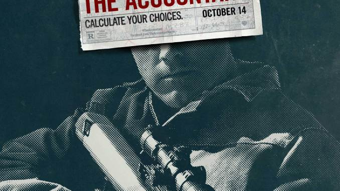 Movie Review: The Accountant.