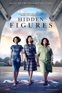 Box Office Wrap Up: Hidden Figures Adds Another Win.