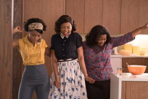 Box Office Wrap Up: Hidden Figures Topples Rogue One.