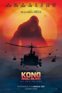 Box Office Wrap Up: Kong is King of Box Office.