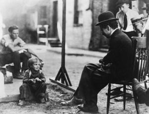 Charlie Chaplin, Jackie Coogan