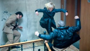 Podcast Review: Atomic Blonde.