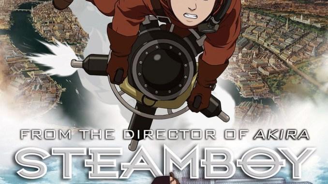 Retro Review: Steamboy (2004).