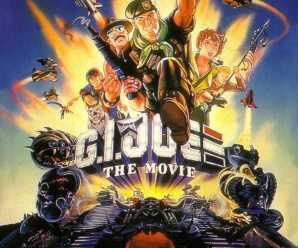 Movies That Ruined My Childhood:  G.I. Joe The Movie (1987).