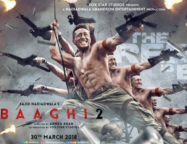 Baaghi 2 Trailer