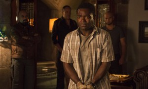 Movie Review: Gringo.