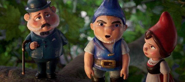Sherlock Gnomes Box Office