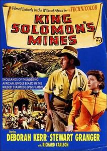 King Solomon's Mines 1950