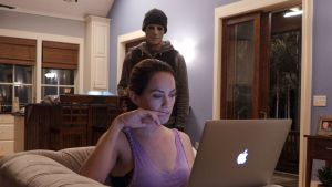 VOD Review: Hush (2016). Kate Siegel, John Gallagher Jr.