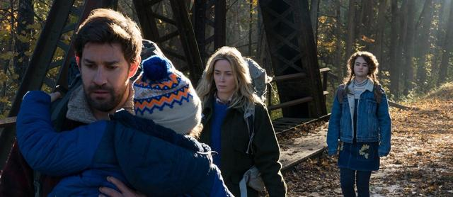 Movie Review: A Quiet Place.