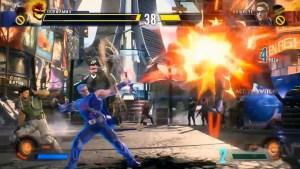 Hawkeye Marvel V Capcom Infinite