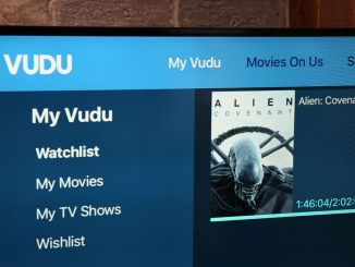 VUDU Movies on Us May 2018