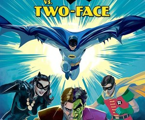 VOD Review: Batman vs. Two-Face