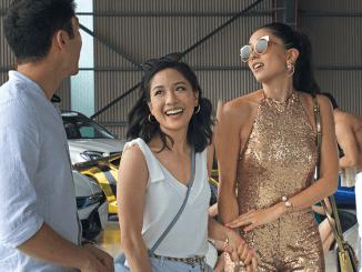 Box Office Wrap Up: Crazy Rich Asians Get Richer.