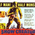 Retro Review: The Snow Creature (1954).