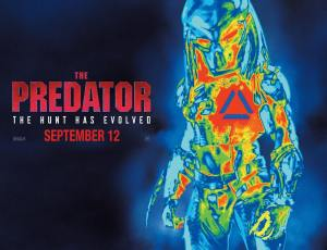 Coming Soon Trailers: The Predator, White Boy Rick, A Simple Favor.