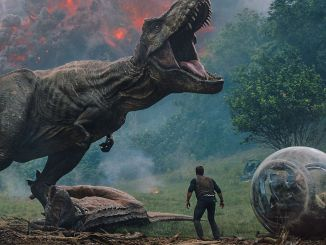 Movie Leftovers: Jurassic World Fallen Kingdom.