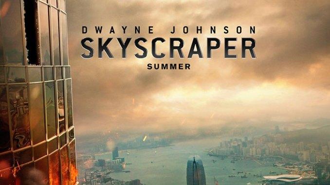 Movie Leftovers: Skyscraper.