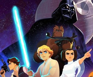 Short Series Review: Star Wars Galaxy of Adventures