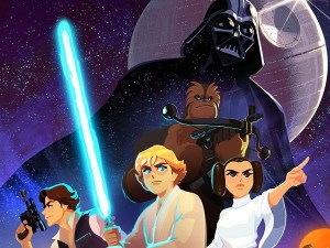Star Wars Galaxy of Adventures