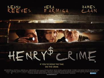 VOD Review: Henry's Crime.