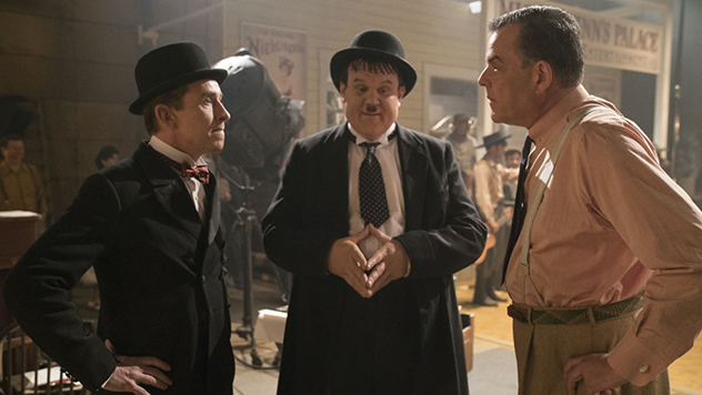 Movie Review: Stan & Ollie.