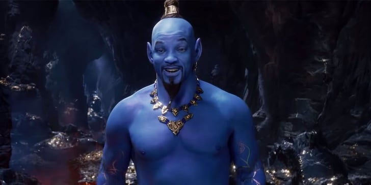 Coming Soon Trailers: Aladdin, Brightburn.