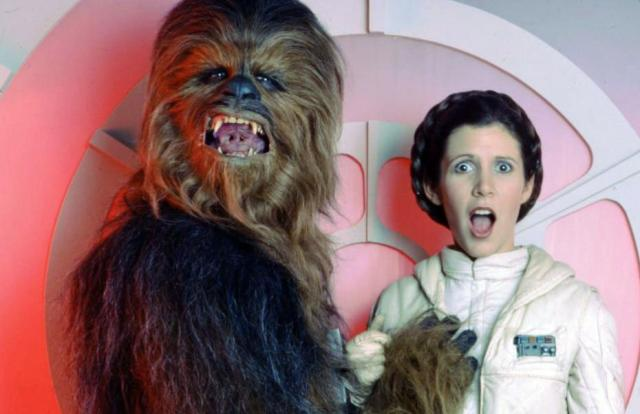 See It Instead: Peter Mayhew Edition.