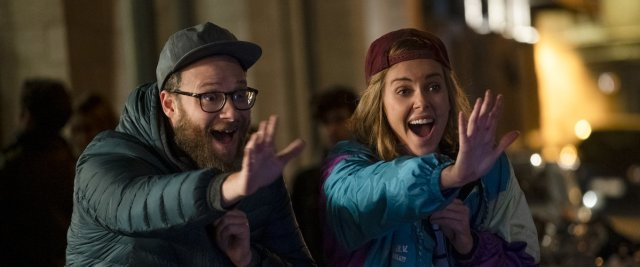 Coming Soon Trailers: UglyDolls, Long Shot, The Intruder.