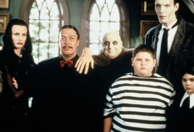 Addams Family Reunion 1998