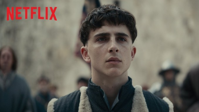 What's New on Netflix: November 2019.