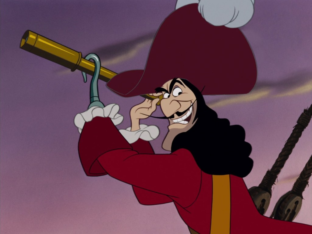 Peter Pan, 1953 Disney