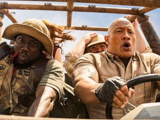 Box Office Wrap Up: Jumanji Takes Box Office to Next Level.