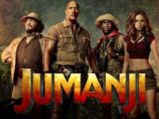 Coming Soon Trailers: Jumanji the Next Level, Black Christmas.