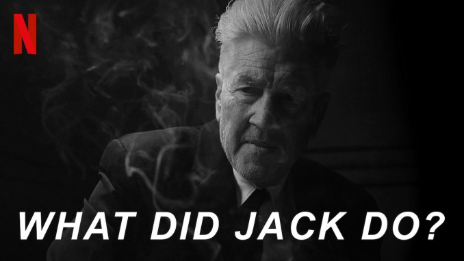 Short Film Review: What Did Jack Do?