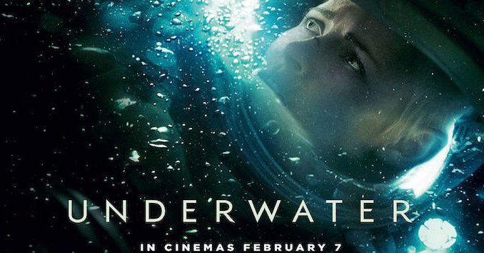 Movie Review: Underwater.