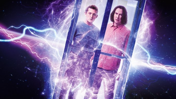 Movie Review: Bill & Ted Face the Music.