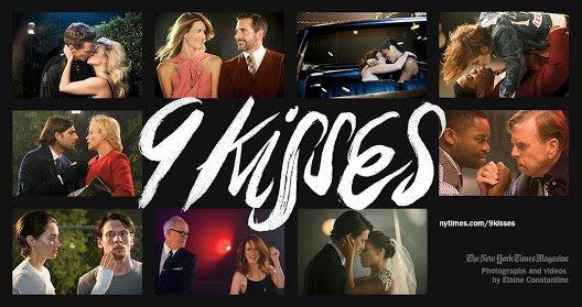 Short Film Review: 9 Kisses.