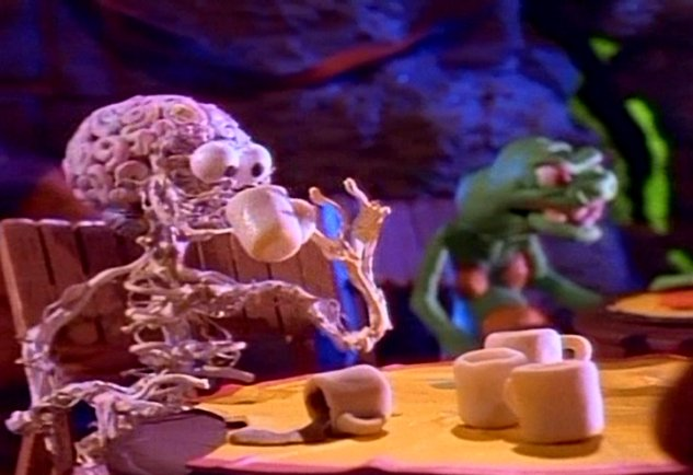 Retro Review: Claymation Comedy of Horrors (1991)