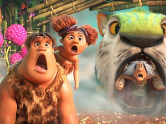Box Office Wrap Up: The Croods...Again.