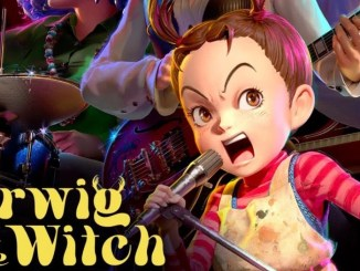 Movie Review: Earwig and the Witch.