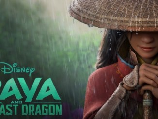 Coming Soon Trailers: Raya and the Last Dragon.